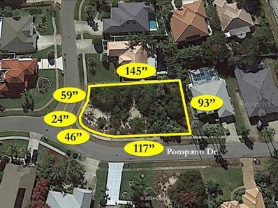 47 Pompano Drive, Ponce Inlet, FL 32127 - MLS#: V4711308