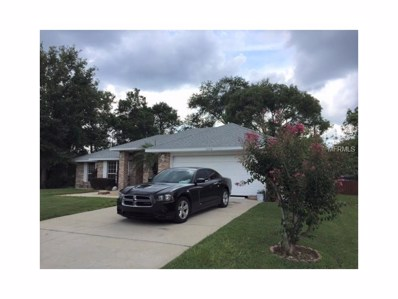 1650 Templewood Avenue, Deltona, FL 32725 - MLS#: V4718530