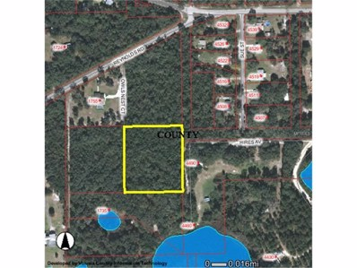 No Street, De Leon Springs, FL 32130 - MLS#: V4718573