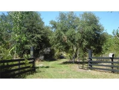 1540 Saddle Run Drive, Osteen, FL 32764 - MLS#: V4718730