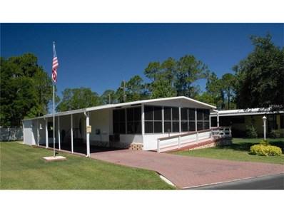 942 Blue Heron Boulevard, Osteen, FL 32764 - MLS#: V4718737