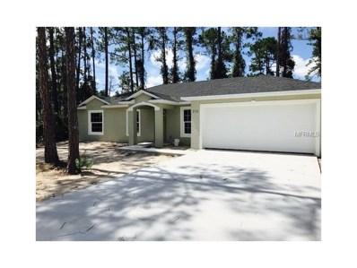 2751 E Magnolia Road, Deland, FL 32724 - MLS#: V4718759