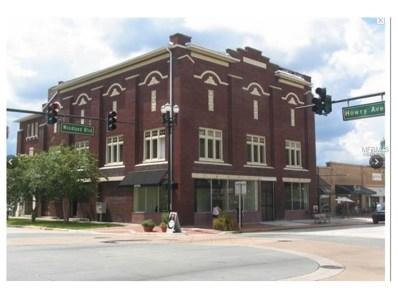 142 S Woodland Boulevard UNIT 3A, Deland, FL 32720 - MLS#: V4719178