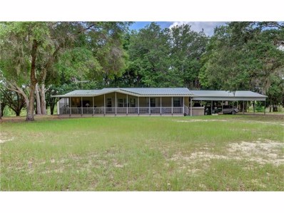 16740 SE 272ND Court, Umatilla, FL 32784 - MLS#: V4719209