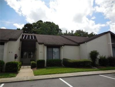 101 Grand Plaza Drive UNIT O-2, Orange City, FL 32763 - MLS#: V4719600