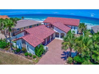4321 S Atlantic Avenue, Ponce Inlet, FL 32127 - MLS#: V4719785