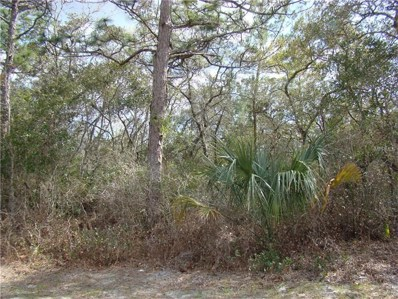 McCracken Road, Lake Helen, FL 32744 - MLS#: V4719915