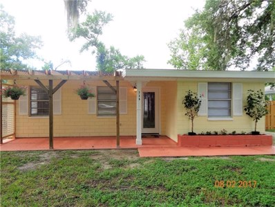 736 W Oakdale Avenue, Deland, FL 32720 - #: V4719977