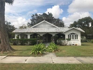301 Oak Avenue N, Fort Meade, FL 33841 - MLS#: V4720927
