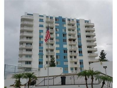 925 N Halifax Avenue UNIT 401, Daytona Beach, FL 32118 - MLS#: V4720953