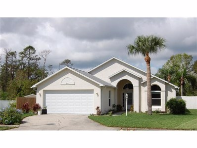 610 Turnstone Trace, New Smyrna Beach, FL 32168 - MLS#: V4721017