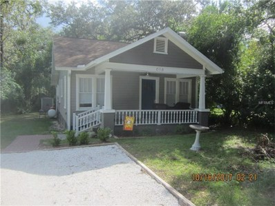 618 E Church Street, Deland, FL 32724 - MLS#: V4721128