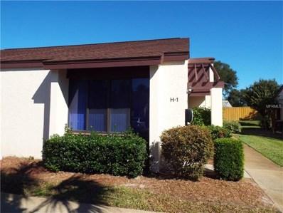101 Grand Plaza Drive UNIT H10, Orange City, FL 32763 - MLS#: V4721292