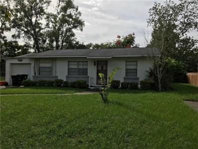 363 S Carpenter Avenue, Orange City, FL 32763 - MLS#: V4721338