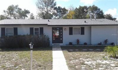 2338 Lake Helen Osteen Road, Deltona, FL 32738 - MLS#: V4721401