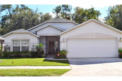 620 Blue Park Road, Orange City, FL 32763 - MLS#: V4721437