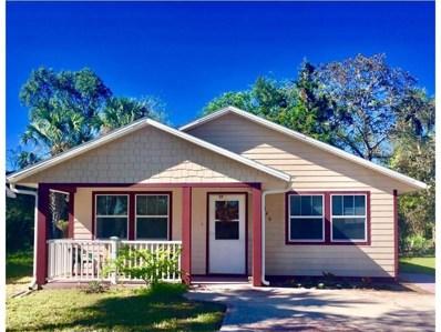 546 N Myrtle Avenue, New Smyrna Beach, FL 32168 - MLS#: V4721441