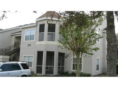 970 N Spring Garden Avenue UNIT 124, Deland, FL 32720 - MLS#: V4721551