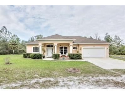 620 Pierce Arrow Road, Pierson, FL 32180 - MLS#: V4721645