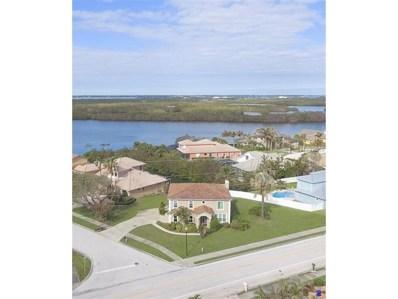 1 Cove View Court, Cocoa Beach, FL 32931 - MLS#: V4721812