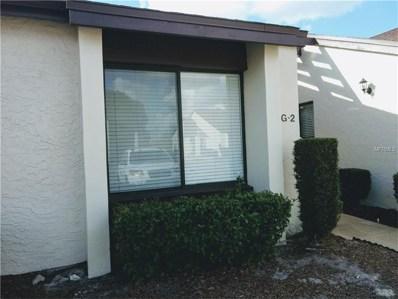 101 Grand Plaza Drive UNIT G20, Orange City, FL 32763 - MLS#: V4721821