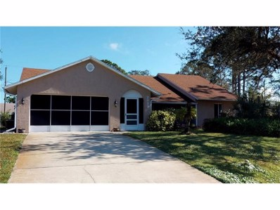 2829 Sabal Palm Drive, Edgewater, FL 32141 - MLS#: V4721864