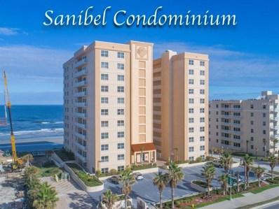 3799 S Atlantic Avenue UNIT 601, Daytona Beach Shores, FL 32118 - MLS#: V4721909