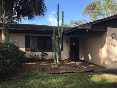 1626 Needle Palm Drive, Edgewater, FL 32132 - MLS#: V4721959