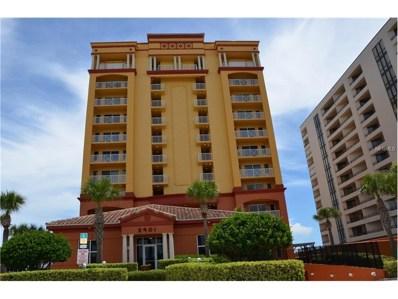2901 S Atlantic Avenue UNIT 603, Daytona Beach Shores, FL 32118 - MLS#: V4722029