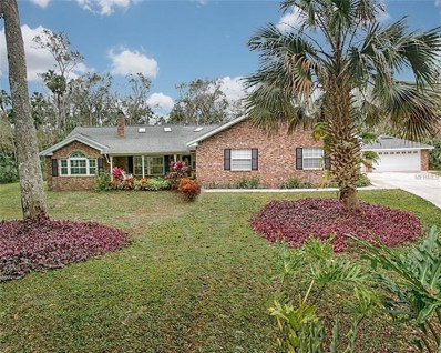 1880 Turtle Hill Road, Enterprise, FL 32725 - MLS#: V4722255