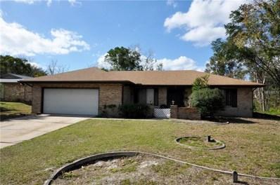534 Cleo Lane, Deltona, FL 32738 - MLS#: V4722585