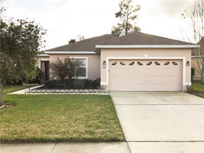 108 Spring Glen Drive, Debary, FL 32713 - MLS#: V4722748