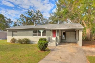 508 S Montgomery Avenue, Deland, FL 32720 - MLS#: V4722793