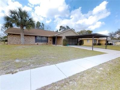 1568 Urbana Avenue, Deltona, FL 32725 - MLS#: V4723005