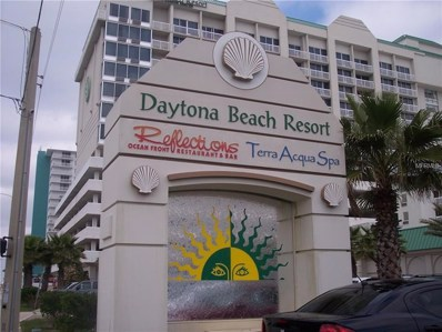 2700 N Atlantic Avenue UNIT 817, Daytona Beach, FL 32118 - MLS#: V4723018