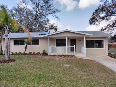 439 Palm Terrace, Deland, FL 32724 - MLS#: V4723105
