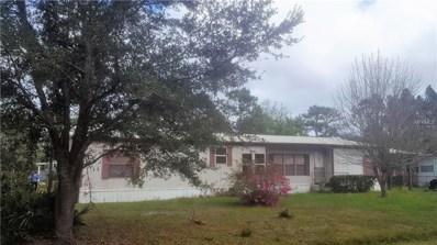 24341 Maxwell Street, Astor, FL 32102 - MLS#: V4723160