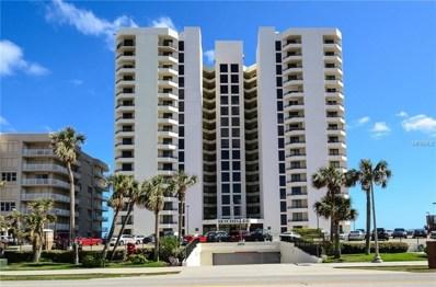 3855 S Atlantic Avenue UNIT 401, Daytona Beach Shores, FL 32118 - MLS#: V4723188