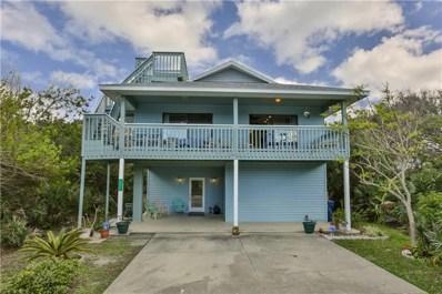 6468 Engram Road, New Smyrna Beach, FL 32169 - MLS#: V4723242