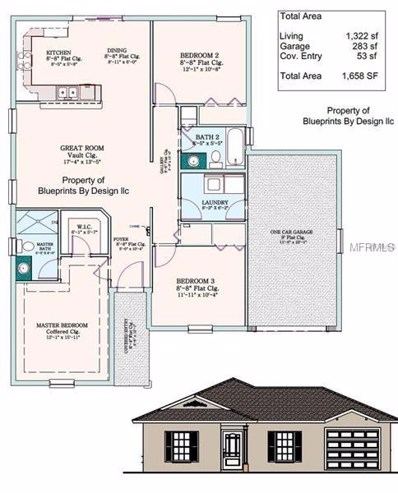 1611 3RD Avenue, Deland, FL 32724 - MLS#: V4723256