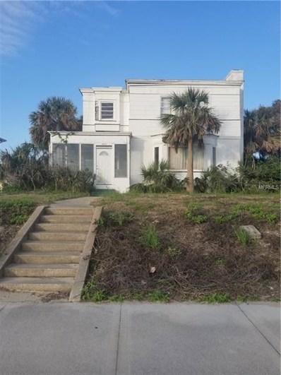 2822 S Atlantic Avenue, Daytona Beach, FL 32118 - MLS#: V4723291