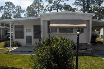 926 Blue Heron Boulevard, Osteen, FL 32764 - MLS#: V4723338