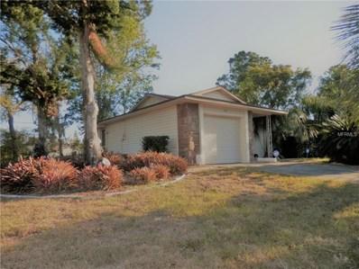 310 S Fairbairn Drive, Deltona, FL 32725 - MLS#: V4723453