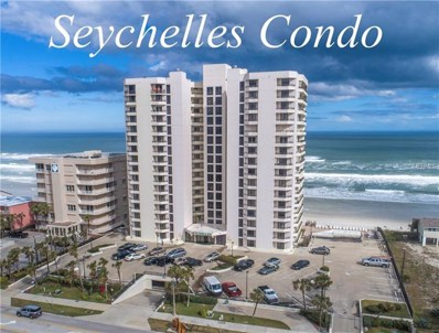 3855 S Atlantic Avenue UNIT 902, Daytona Beach Shores, FL 32118 - MLS#: V4723481