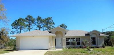 1750 Wolfton Court, Deltona, FL 32738 - MLS#: V4723557