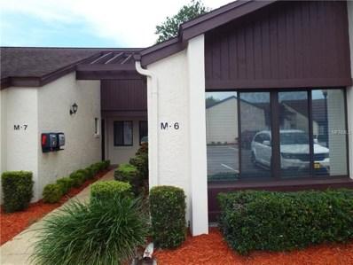 101 Grand Plaza Drive UNIT M60, Orange City, FL 32763 - MLS#: V4723580