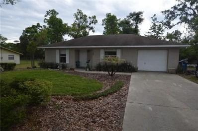 1160 W Voorhis Avenue, Deland, FL 32720 - MLS#: V4723582