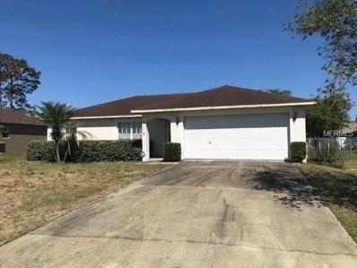 2464 Treehaven Drive, Deltona, FL 32738 - MLS#: V4723630