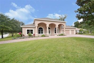 3 Old McDuffie Circle, Ormond Beach, FL 32174 - MLS#: V4723662