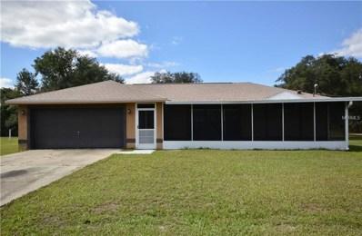494 Norris Lane, Lake Helen, FL 32744 - MLS#: V4723717